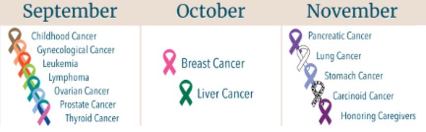 september october november  - Lung Cancer